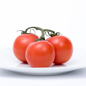 food photography pomodori